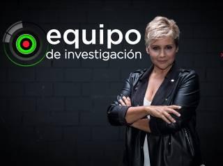 La presentadora de Equipo de Investigación, Gloria Serra